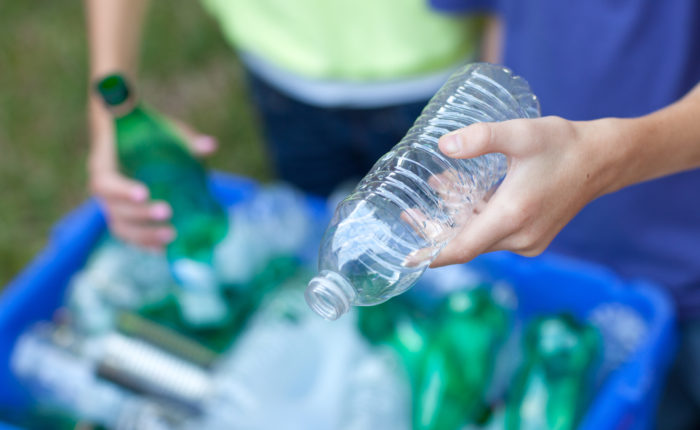 Athens Services - Plastics - Recycling Sorting Image - Residential Services