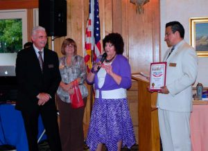 "San Gabriel Chamber presents ""Rock Solid Award"" to Athens Services - Community Recognitions, Honors, and Awards"