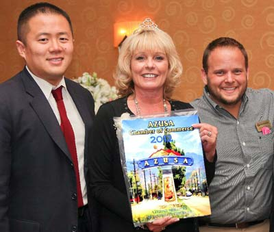 """2012 Business of the Year"" - Athens Services - awarded Azusa Chamber of Commerce - 2012 Business of the Year - Community Recognitions, Honors, and Awards"