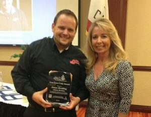 2013 Winner of the Iron Eyes Cody Award - Athens Services - Community Recognitions, Honors, and Awards