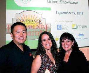 Irwindale's Chamber of Commerce presented - Athens Services - with their Environmental Innovations Award - Community Recognitions, Honors, and Awards