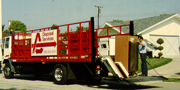 Athens Services - Order Special Services - Residential Services - Bulky Item Pick Up