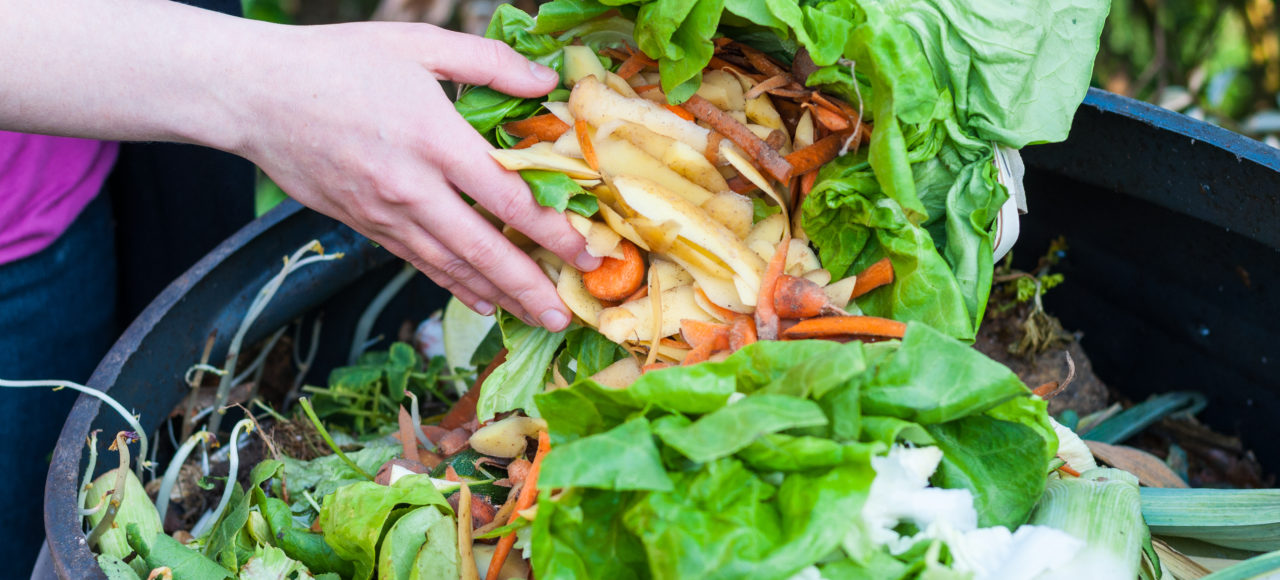 Athens Services - Compost - Home Tips for Reducing Waste - Composting and Educating your family - Residential Services