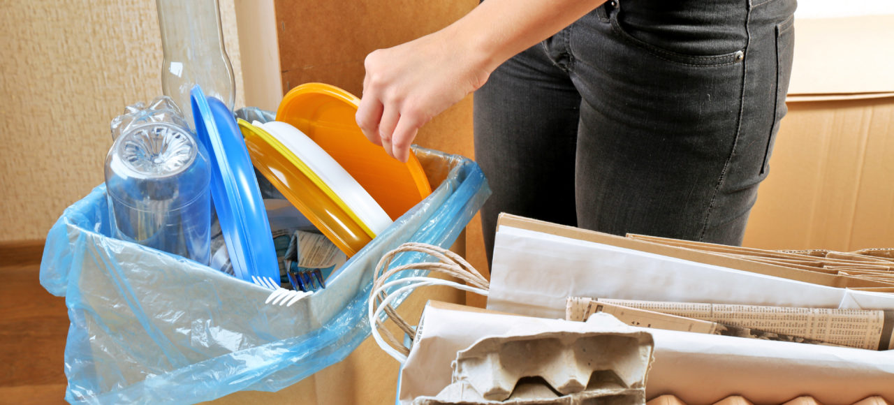 Athens Services - Plastics, Cardboards, and Paper Bags - Home Tips for Reducing Waste - Recycling and Educating your family - Residential Services
