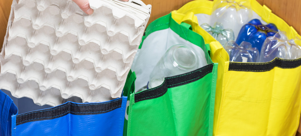 Athens Services - Plastic, Cardboard, and Glass - Home Tips for Reducing Waste - Recycling and Educating your family - Residential Services