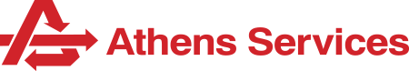 Athens Services - Red Logo only - no tagline