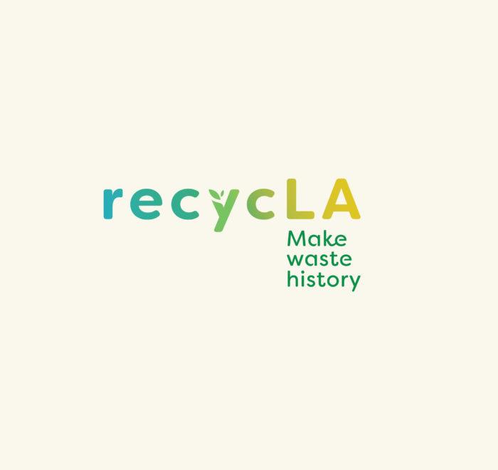 recycLA Logo