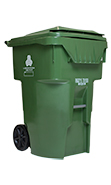 Green Composting Container