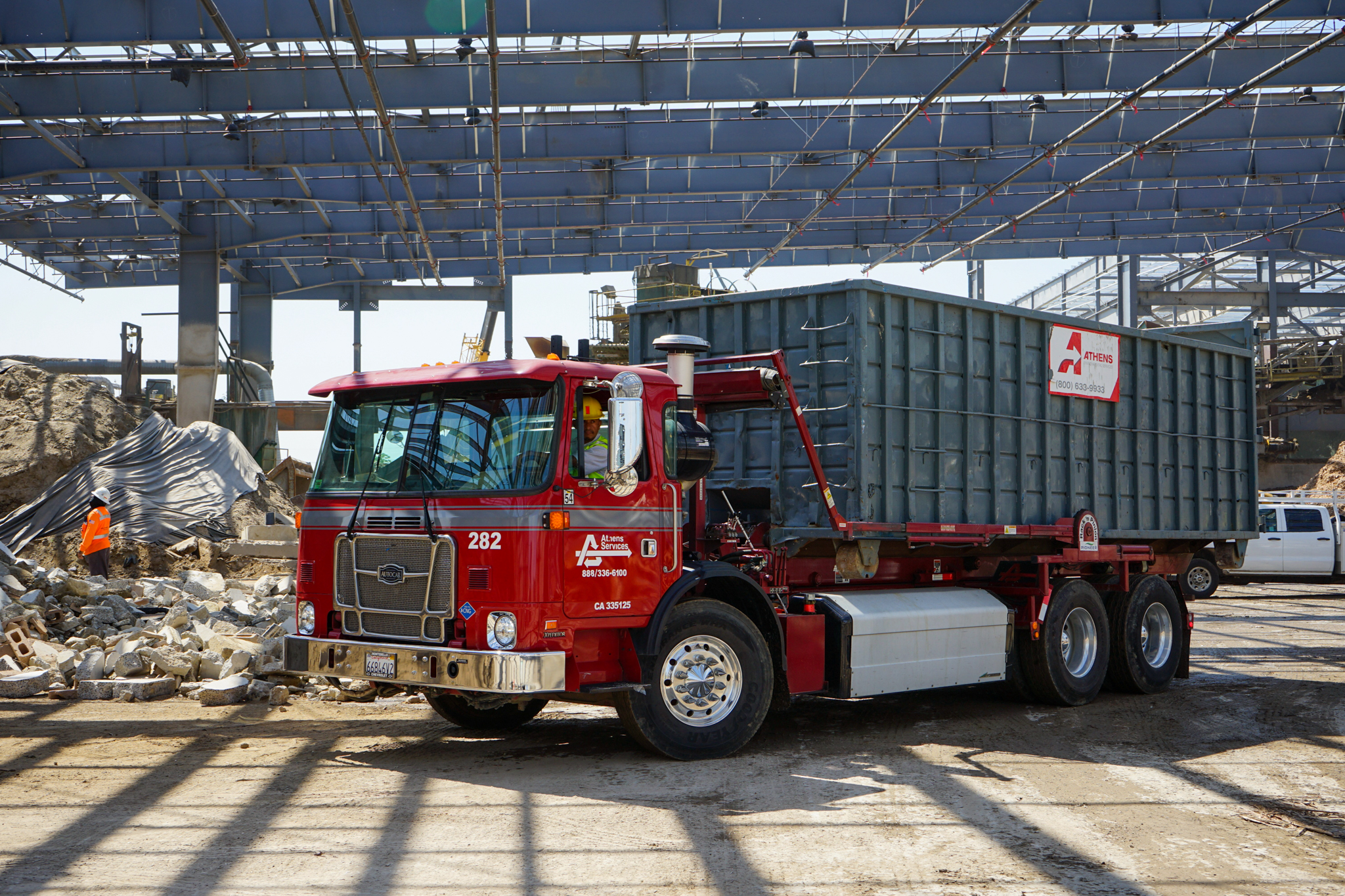 Remodeling Waste Diversion in L. A.