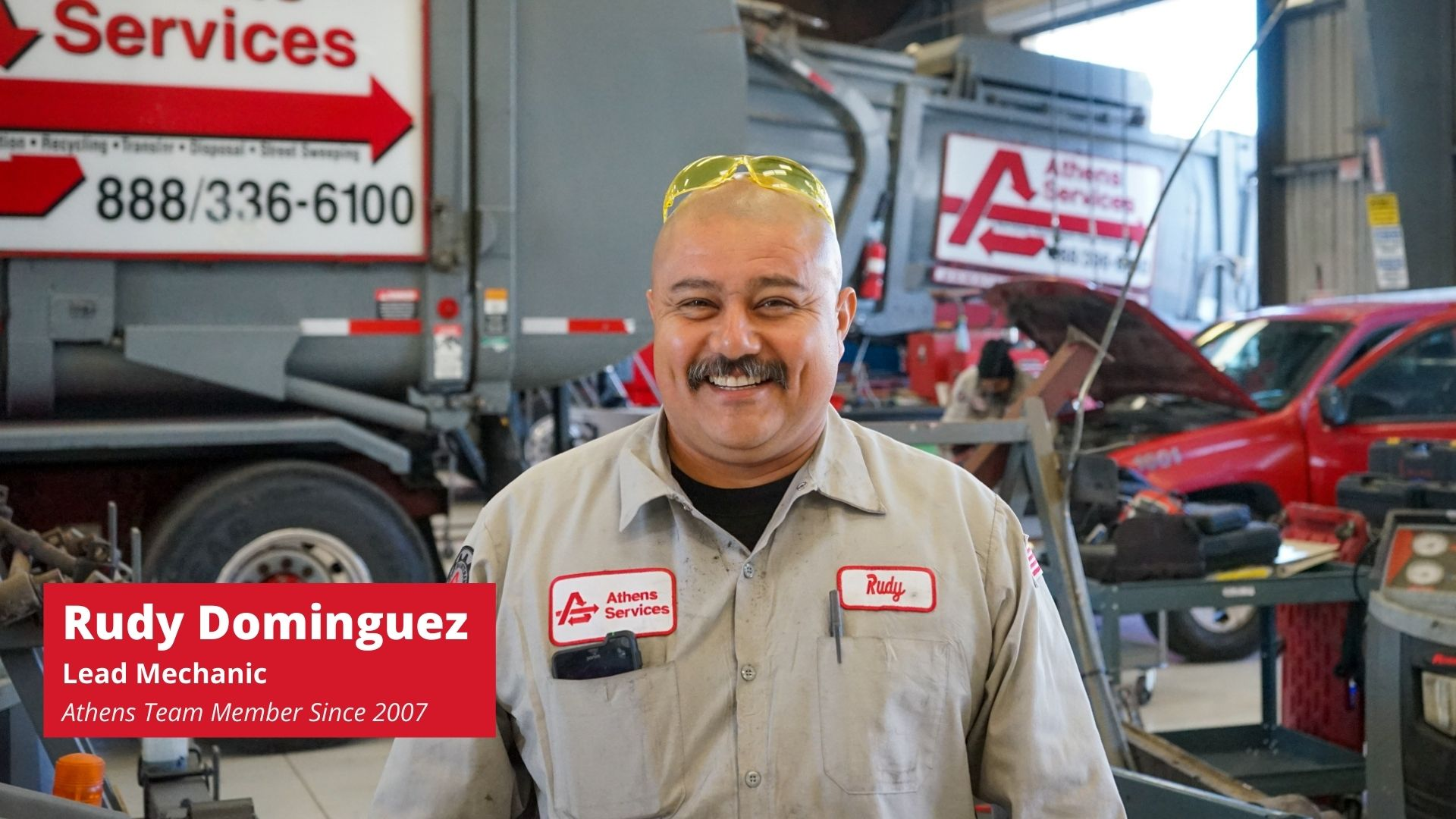 Rudy Dominguez - Header